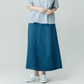デニムロングスカート 2YEAR WOMEN