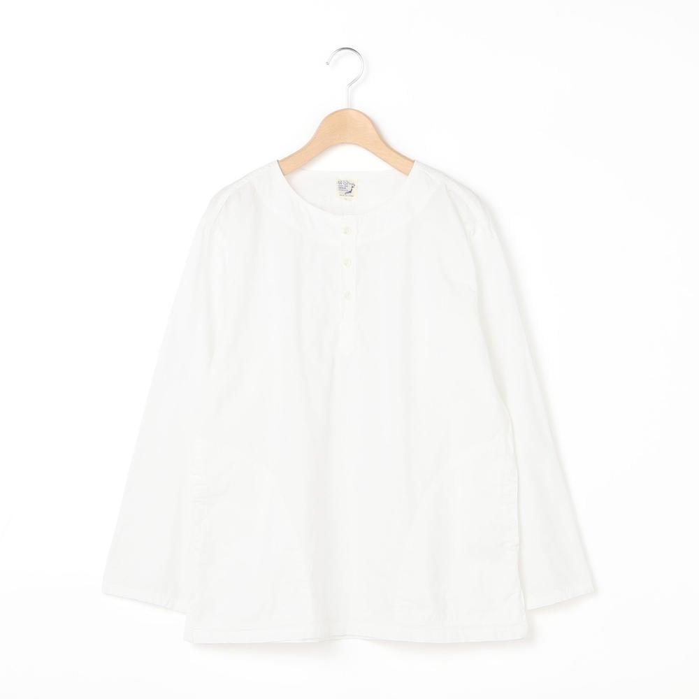 プルオーバーシャツ WHITE WOMEN