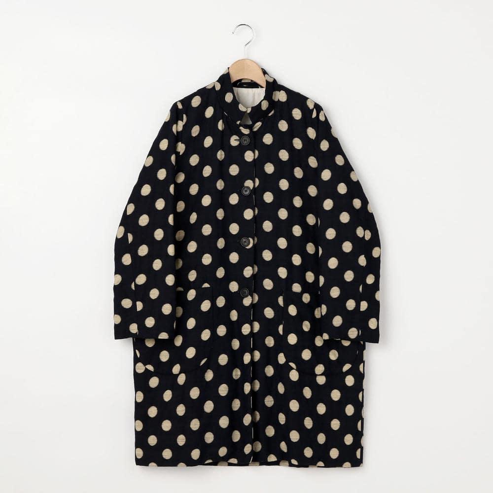 コットンウール ドットジャケット WOMEN