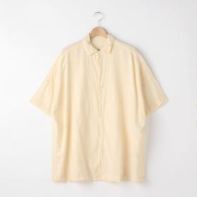 半袖スクエアシャツ NATURAL MEN