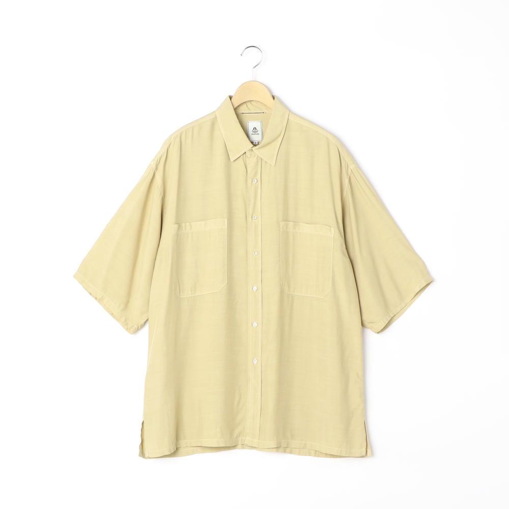 レーヨンシルクシャツ MEN