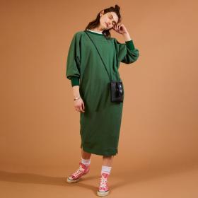 ホッケーステッチドレス WOMEN
