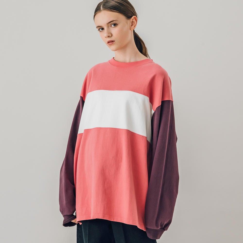 ブロック ラガーTシャツ WOMEN