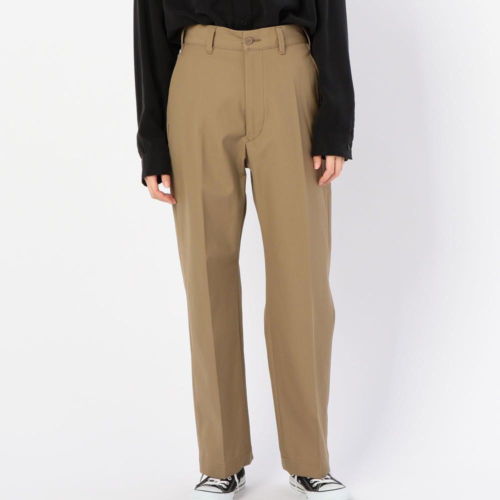 HIGH WAIST CHINO PANTS WOMEN
