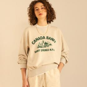 CANADIAN PULLOVER WOMEN
