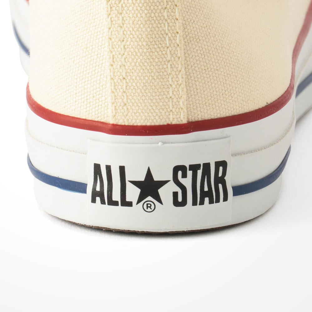 Canvas All Star HI WHT MEN
