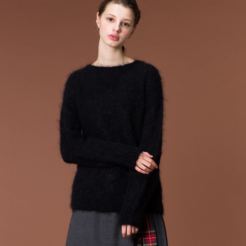 【OUTLET】モヘヤセーター WOMEN