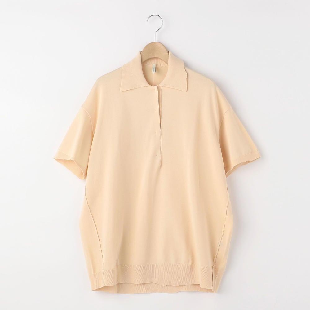 ニットポロシャツ WOMEN