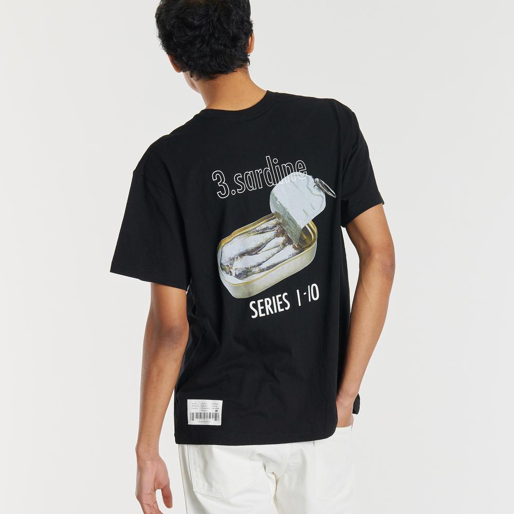 【OUTLET】Tシャツ SARDINE MEN