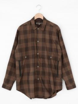 ビエラチェックシャツ MEN
