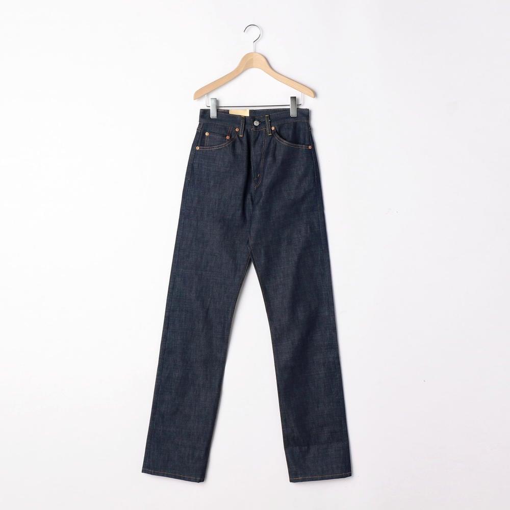 701(R)リジッド 5ポケットジーンズ WOMEN