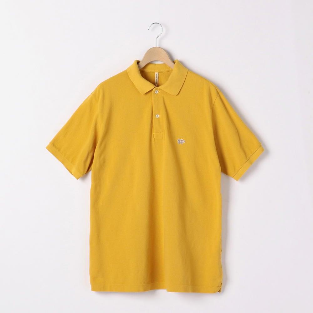 【OUTLET】〈別注〉鹿の子ポロシャツ MEN