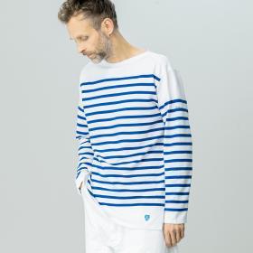 ラッセルフレンチセーラーTシャツ MEN