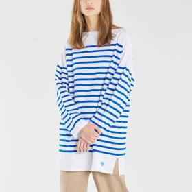 BIGラッセルフレンチセーラーTシャツ UNISEX