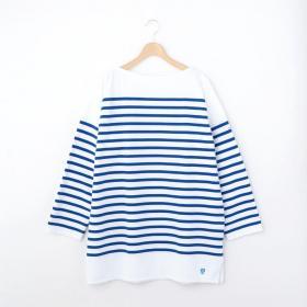 BIGラッセル フレンチセーラーTシャツ