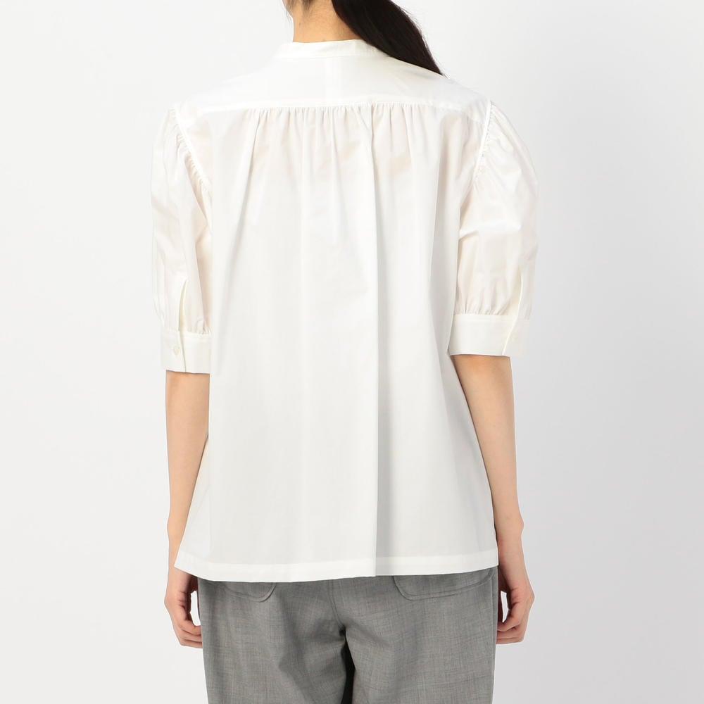〈別注〉ギャザースリーブシャツ WOMEN