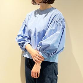 バックボタンシャツ WOMEN