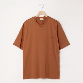 クルーネック 半袖ポケットTシャツ MEN