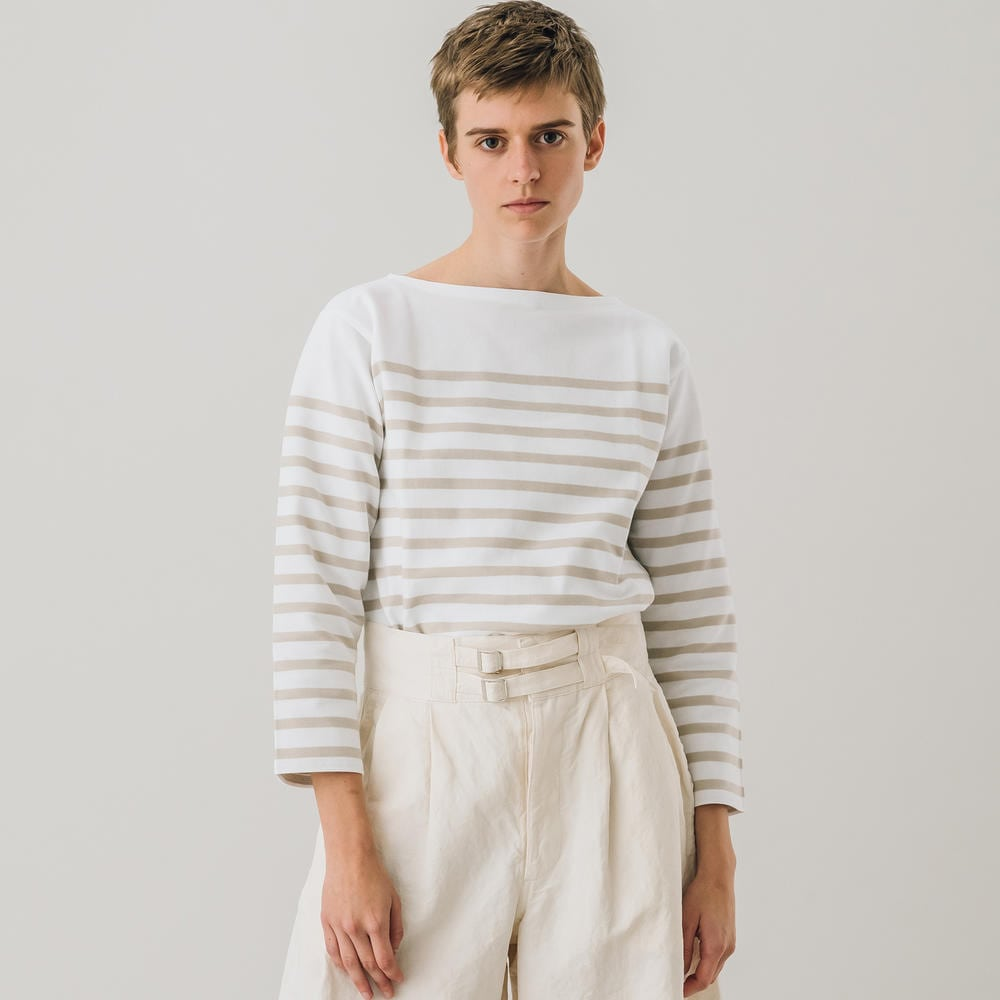 【フェア対象】ラッセル フレンチセーラーTシャツ ROPE WOMEN