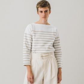 ラッセル フレンチセーラーTシャツ ROPE WOMEN