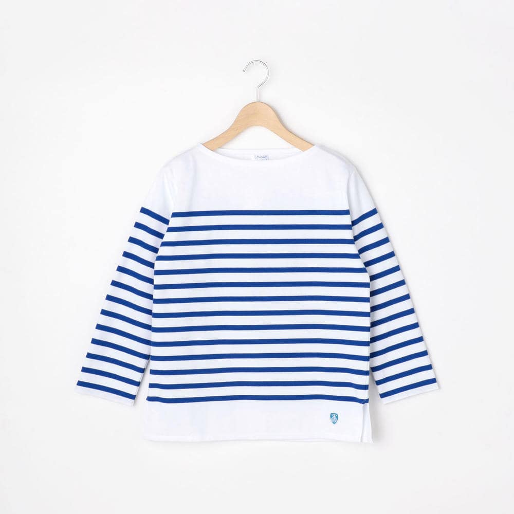 【フェア対象】ラッセルフレンチセーラーTシャツ ROYAL WOMEN