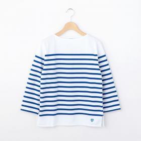 【フェア対象】ラッセル フレンチセーラーTシャツ WOMEN