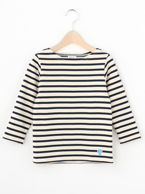 キッズ コットンロードフレンチバスクシャツ