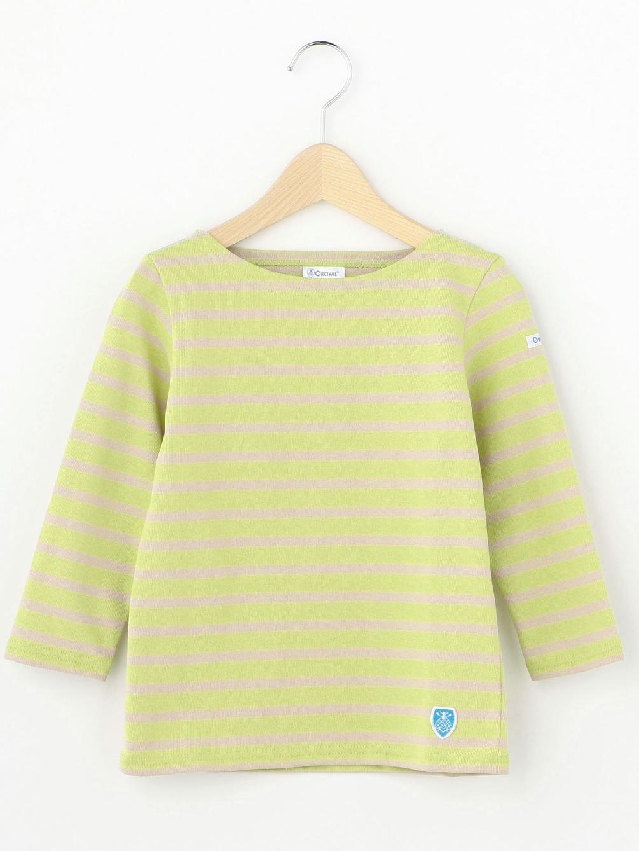【フェア対象】キッズ コットンロードフレンチバスクシャツ