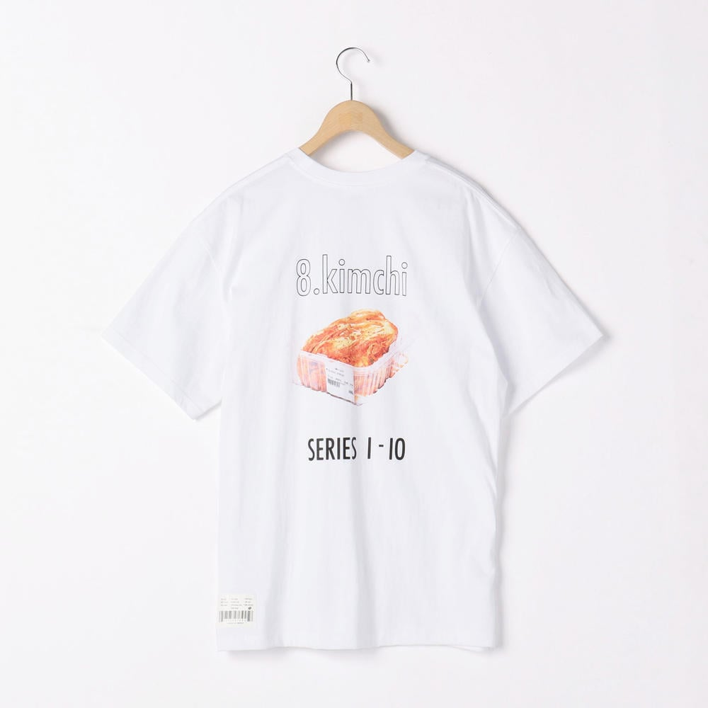【OUTLET】Tシャツ KIMCHI MEN
