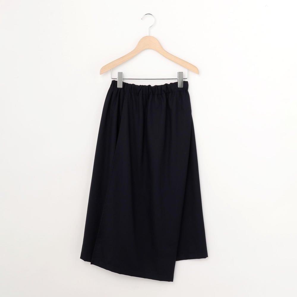 エラスティック ラップスカート WOMEN
