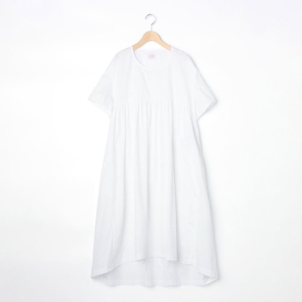 ギャザーウエストドレス  WOMEN