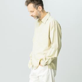 フィンクスツイルボックスシャツ MEN