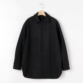 ライトメルトン ZIPシャツジャケット WOMEN