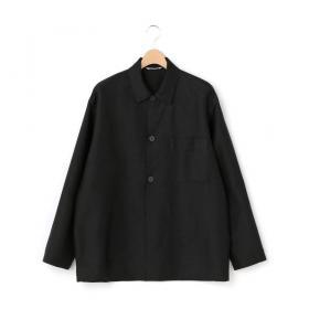 シルクリネンドビーシャツジャケット MEN