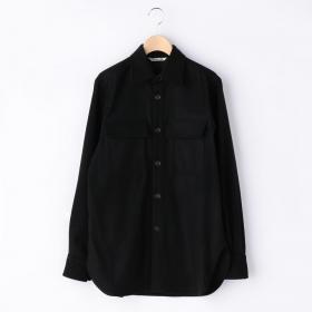フランネルCPOシャツ WOMEN