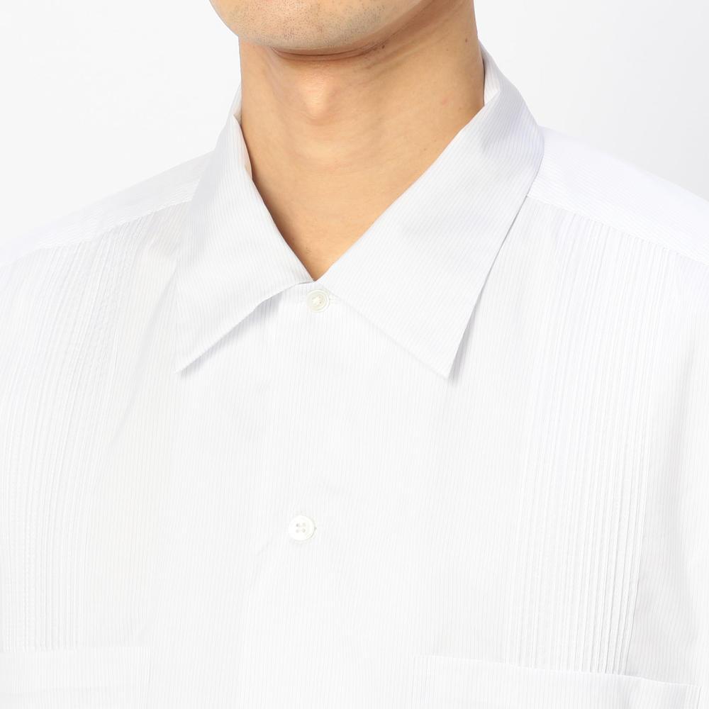 ストライプ キューバシャツ MEN