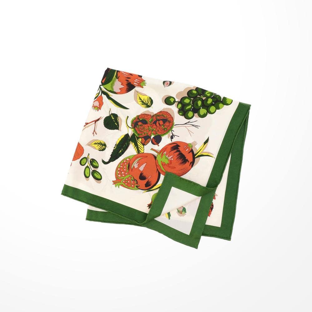 シルクスカーフ AUTUMN 65×65