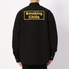 Smoking Chills シャツジャケット MEN