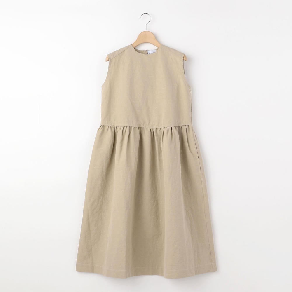 ノースリーブドレス WOMEN