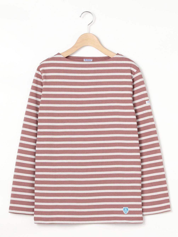 【OUTLET】コットンロードフレンチバスクシャツ STRIPE WOMEN