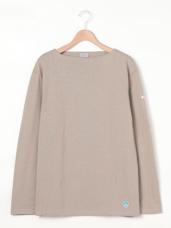 【OUTLET】コットンロードフレンチバスクシャツ SOLID MEN