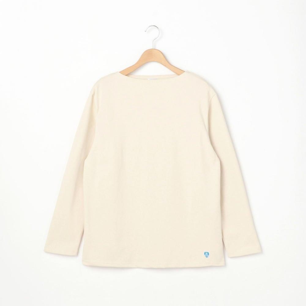 【フェア対象】コットンロードフレンチバスクシャツ SOLID MEN