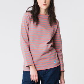 【OUTLET】コットンロード フレンチバスクシャツ WOMEN