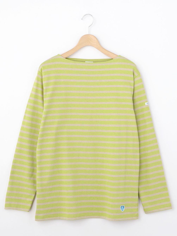 【フェア対象】コットンロードフレンチバスクシャツ MEN