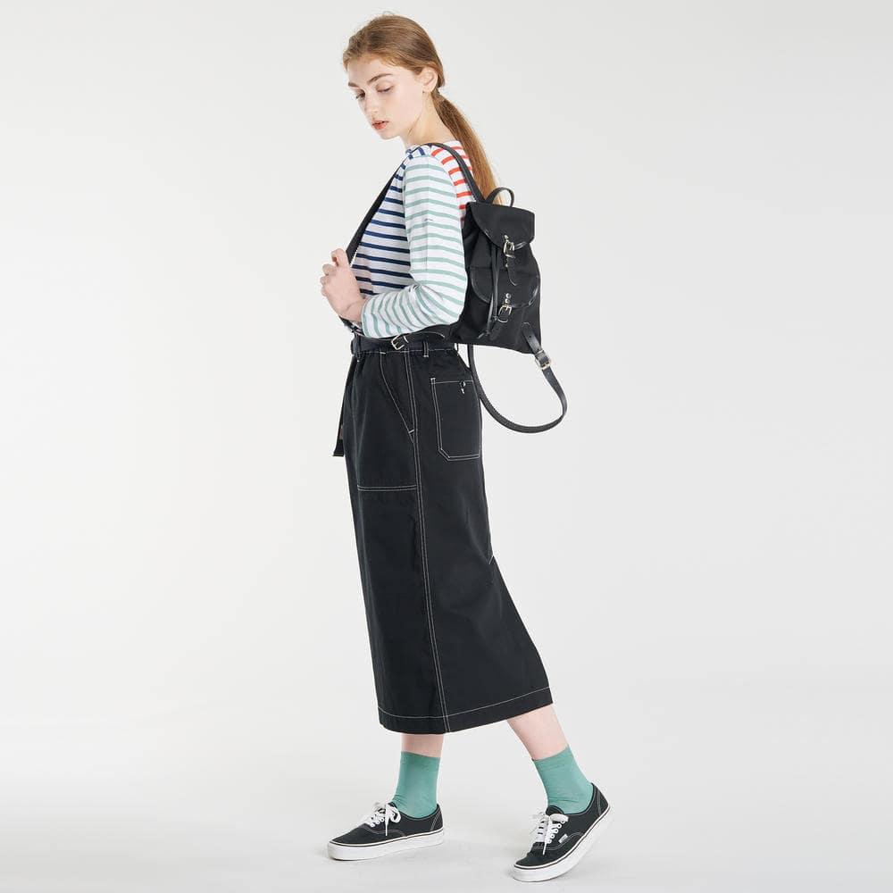 【フェア対象】コットンロード フレンチバスクシャツ(HARLEQUIN) WOMEN