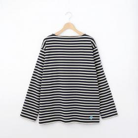 BIGコットンロード フレンチバスクシャツ
