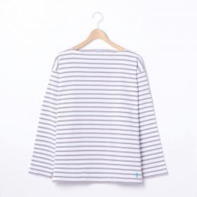 BIG コットンロード フレンチバスクシャツ UNISEX