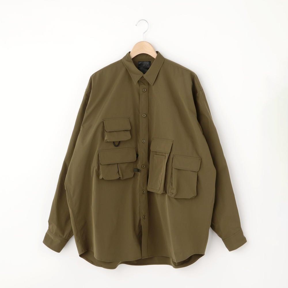 マルチポケットイージーシャツ MEN