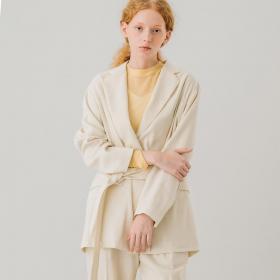〈別注〉ダブルブレストジャケット WOMEN