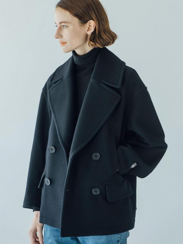 ORCIVAL(オーシバル)ライトモッサ ショートPコート WOMEN
